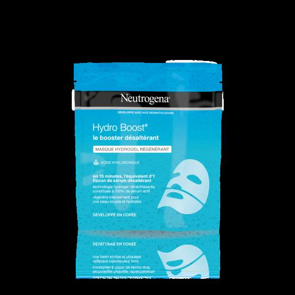Masque Hydrogel Hydro Boost, Neutrogena
