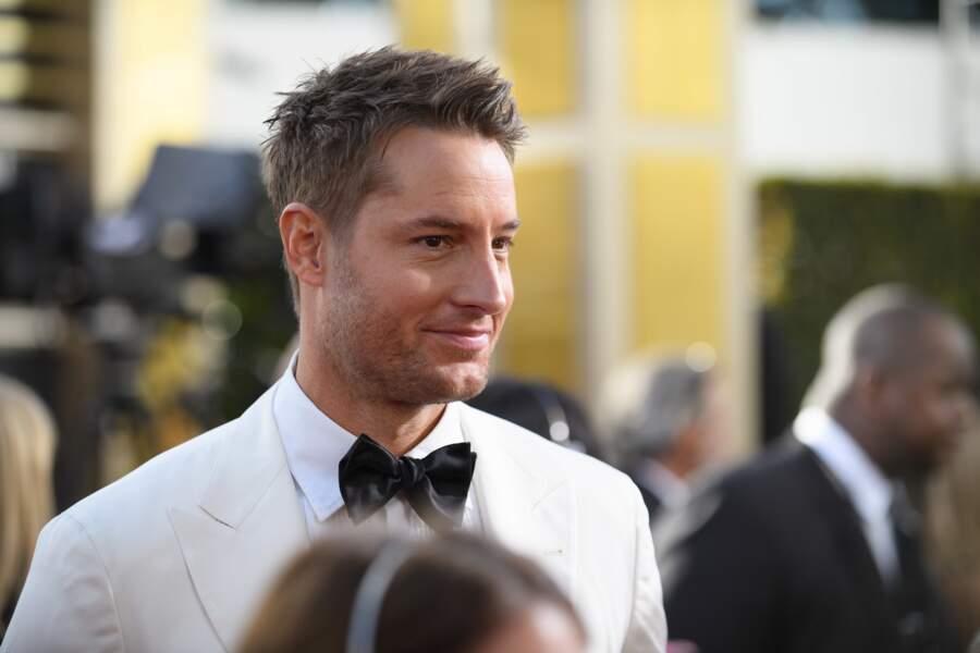 76ème cérémonie des Golden Globes : Justin Hartley