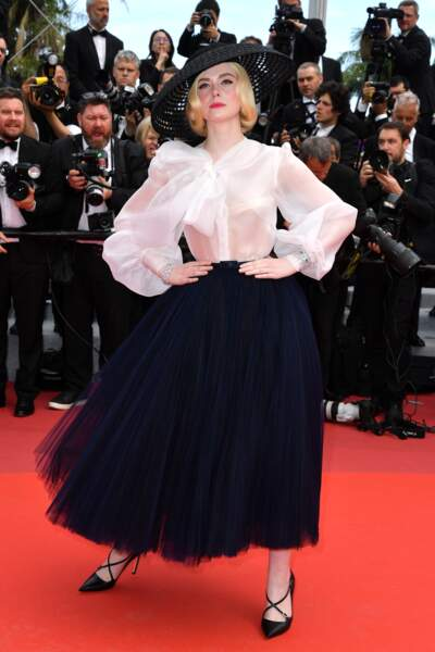 Cannes 2019 - Elle Fanning
