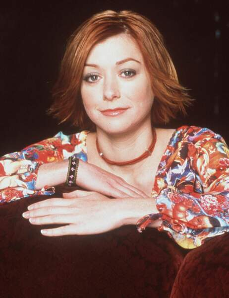 Alyson Hannigan était Willow Rosenberg