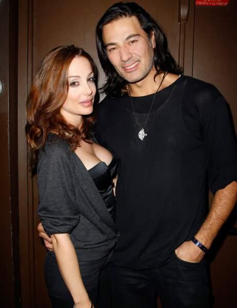 Sylvia Dierckx et Brandon