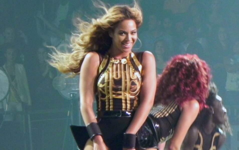 Pour son concert à Los Angeles, Beyoncé a fait bouger les people