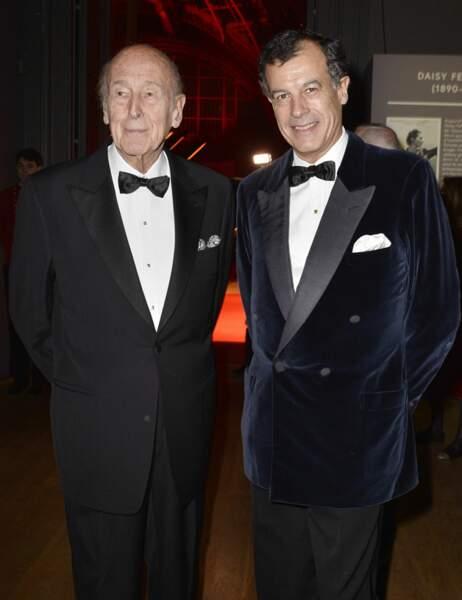Un Giscard d'Estaing peut en cacher un autre (Valéry et son fils Henri)