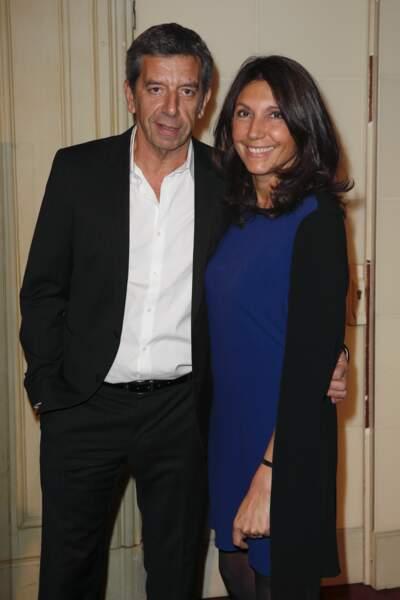 Michel Cymes et son épouse
