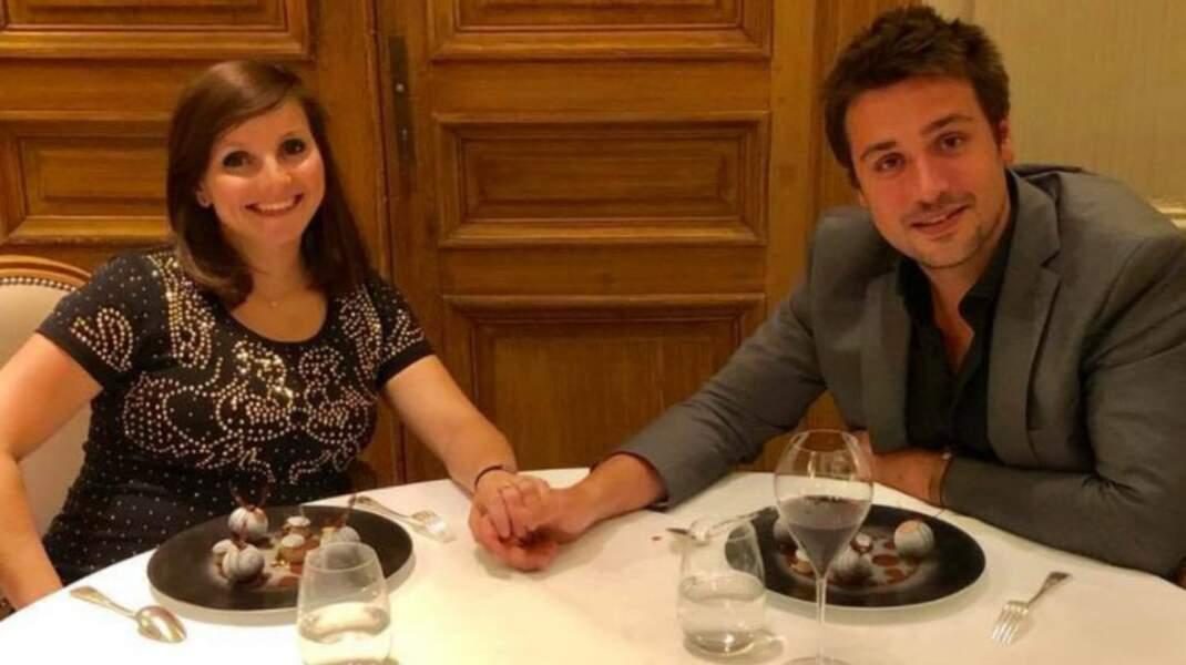 Rétro 2017 - les naissances : Noémie Honiat et Quentin Bourdy : une fille, Evie