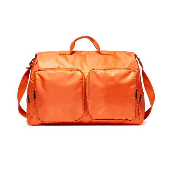 Sac en nylon orange Benetton - 59,95 €