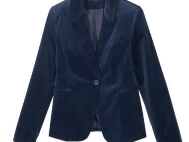 Mode : code couleur bleu marine