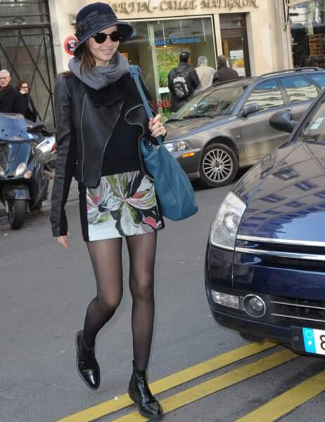 Miranda Kerr le 3 mars 2011
