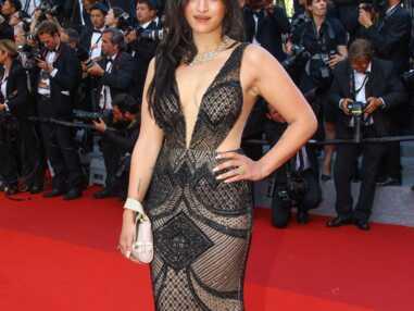 Camélia Jordana sexy au Festival de Cannes 2017