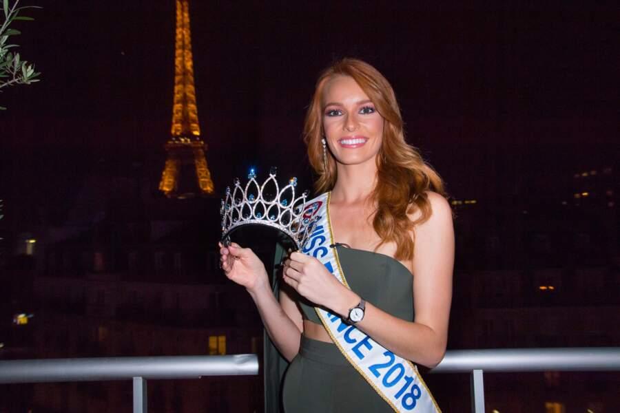 Un cadre idyllique, pour dévoiler la couronne qui sera décernée à la prochaine Miss France.
