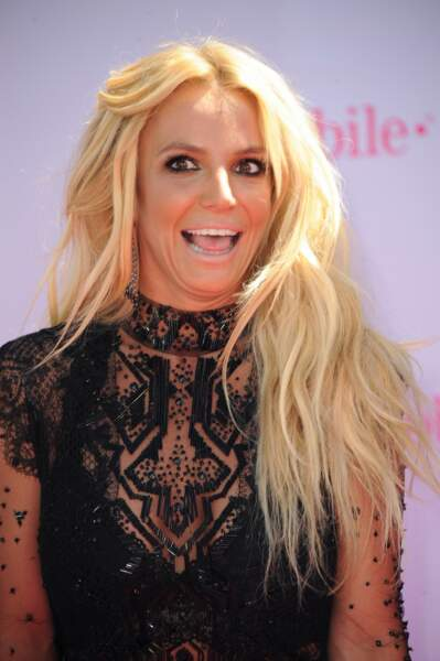 Billboard Music Awards 2016: COUCOU SAY MOI SAY BRITNEY VOUS M'AVEZ RECONNU