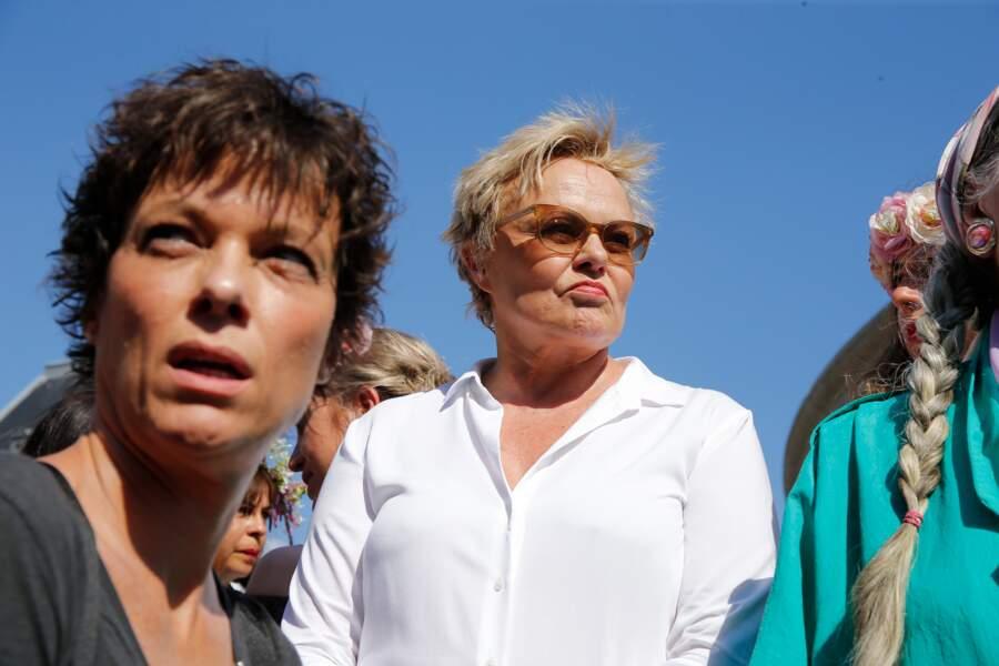 Anne Le Nen et Muriel Robin