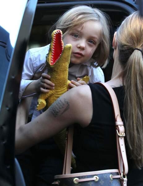 Knox Jolie-Pitt