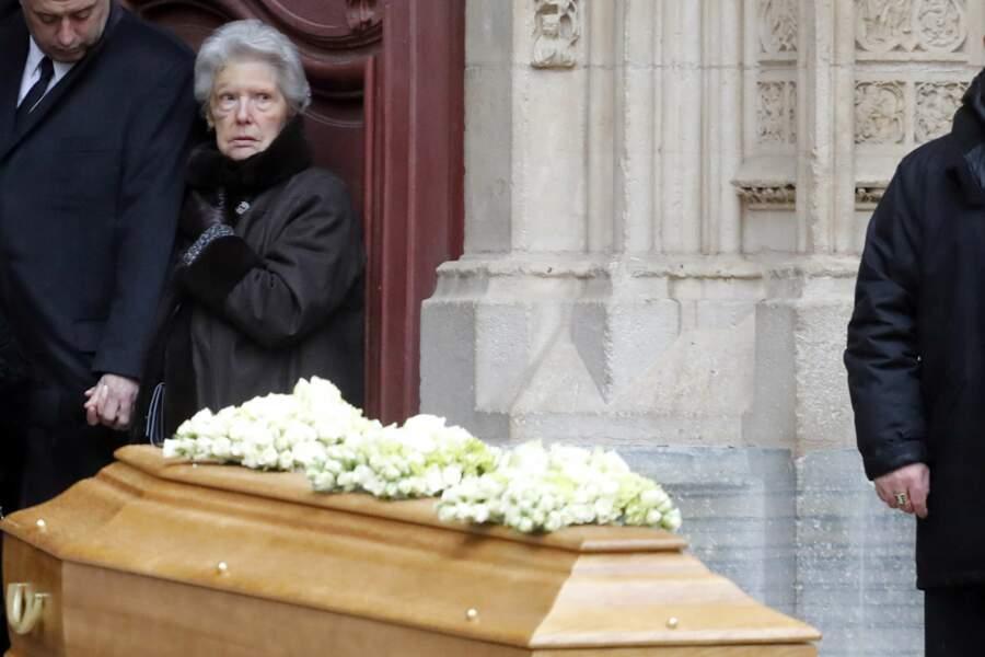 Raymonde Bocuse face au deuil