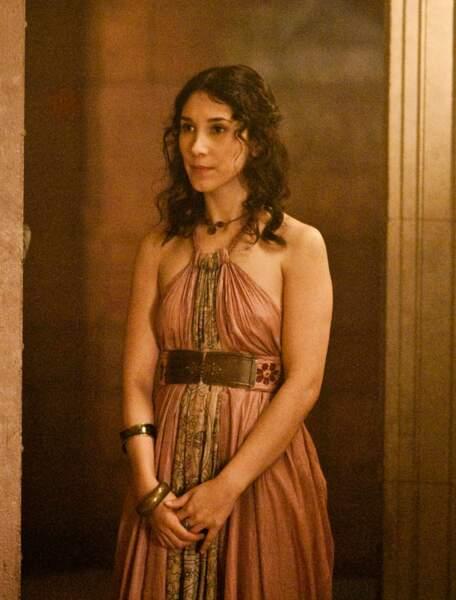 Shae, prostituée et maîtresse de Tyrion Lannister