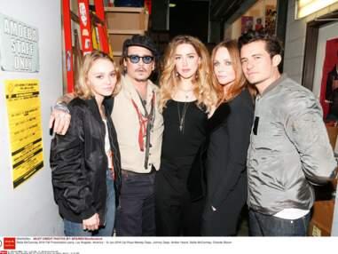 Lily-Rose Depp fan de son rockeur de père