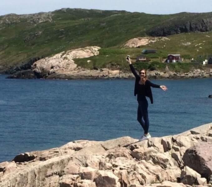 Election de Miss France 2018 - Héloïse Urtizbéréa est Miss Saint-Pierre et Miquelon 2017