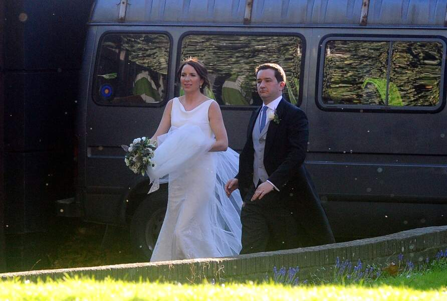 Elle y a épousé Adam Priestley