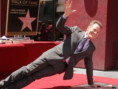 Bryan Cranston (Breaking Bad, Malcolm) reçoit son étoile sur Hollywood Boulevard