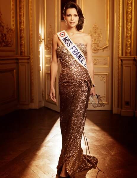 Miss France 2013: Marine Lorphelin