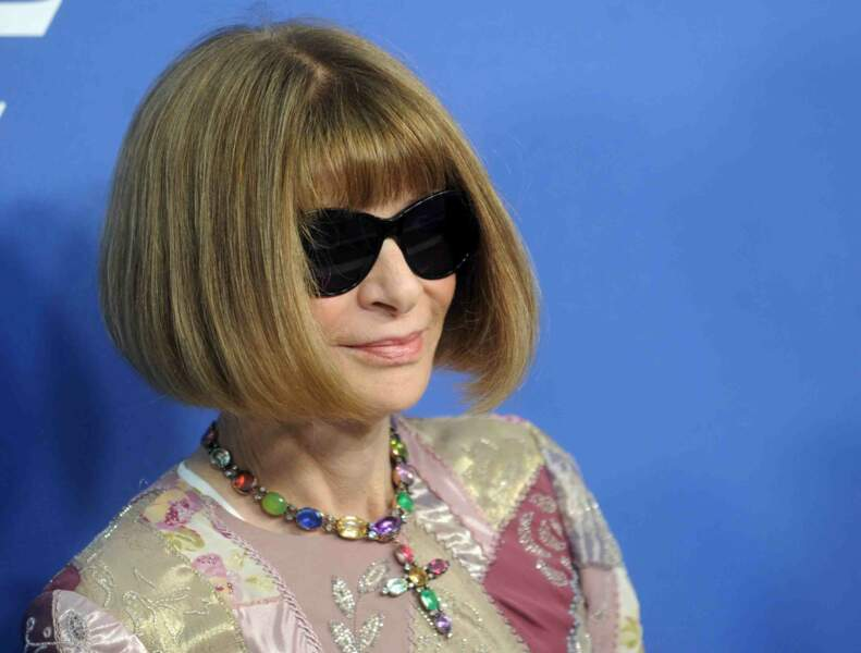 Anna Wintour aux CFDA Fashion Awards 2018