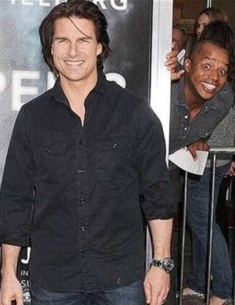 Donald Faison (Scrubs) s'offre une photo collector avec Tom Cruise