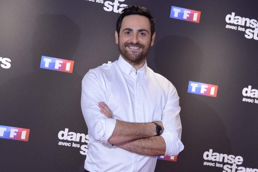 Camille Combal a débarqué sur TF1 aux commandes de Danse avec les stars 9