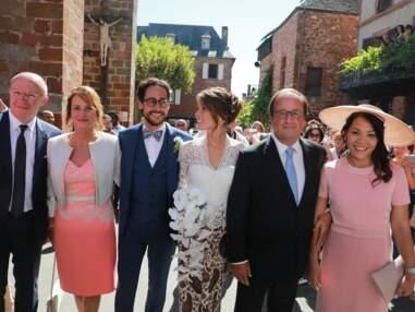 Thomas Hollande a épousé Emilie Broussouloux en Corrèze