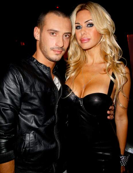 Sébastien Soudais et Shauna Sand