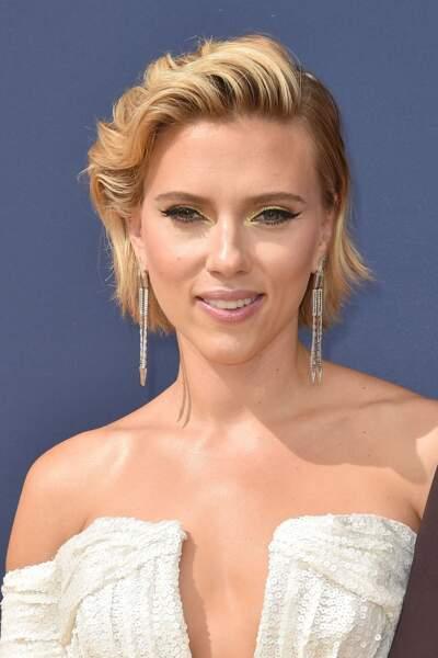 DON'T : Scarlett Johansson et son carré boyish