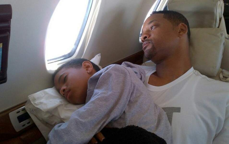 Will Smith et Willow