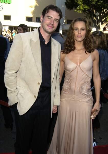 Ces couples brisés par le succès - Jennifer Garner a décroché le rôle titre d'Alias, son couple n'y a pas survécu
