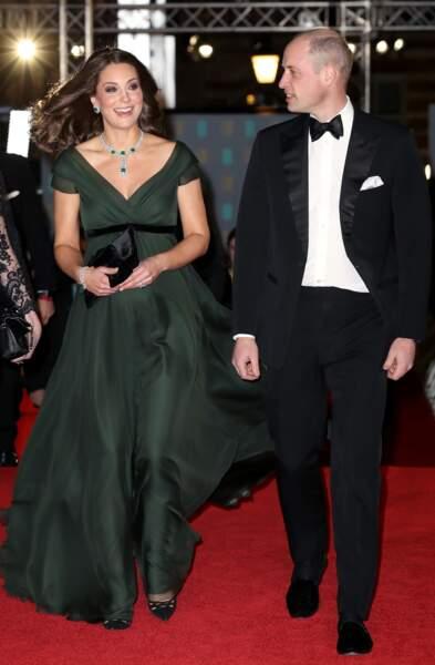 Kate Middleton et le prince William ont eu 3 enfants