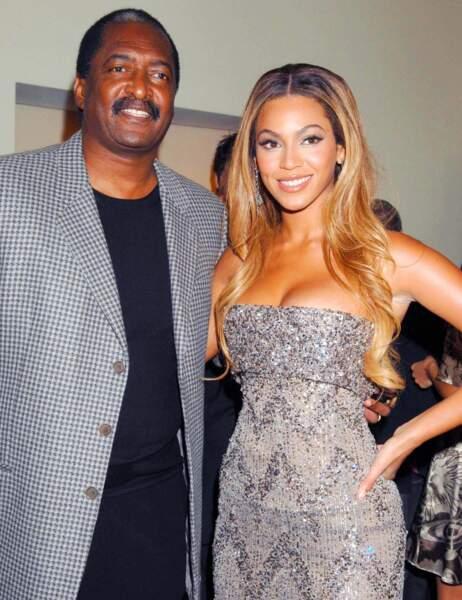 Beyoncé et son papa