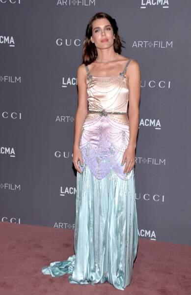 Charlotte Casiraghi 2017 LACMA Art + Film Gala - LA