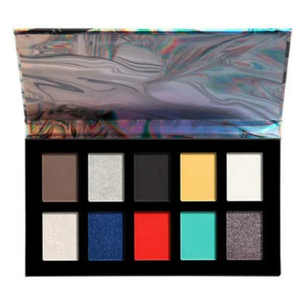 Palette Aquaria x Nyx, 18,90€