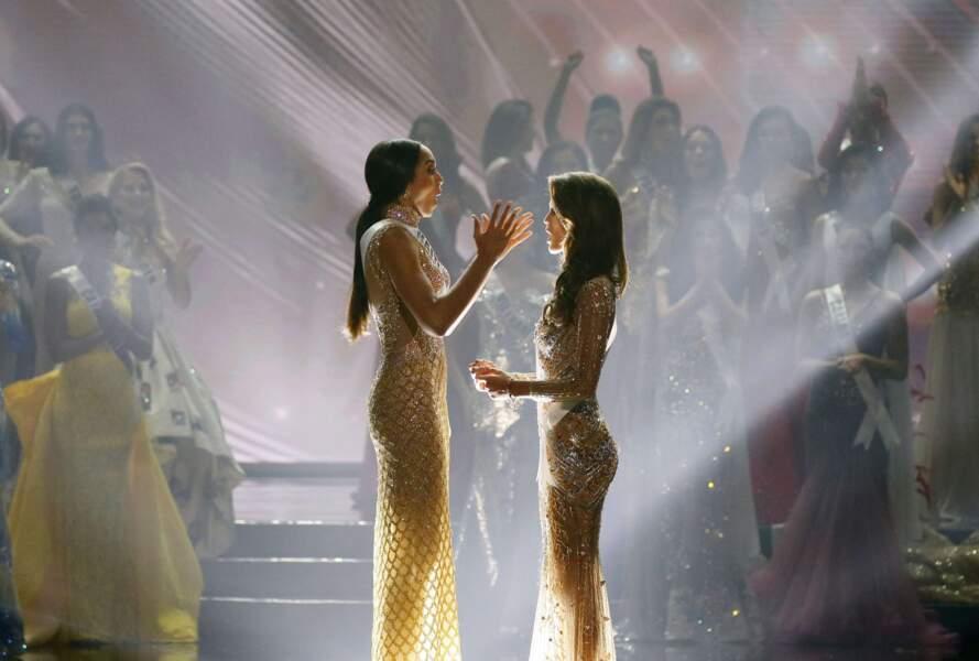 Iris Mittenaere élue Miss Univers : et la gagnante est... La France !