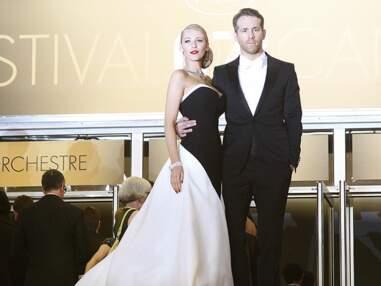 Cannes : Blake Lively et Ryan Reynolds, le couple le plus glamour