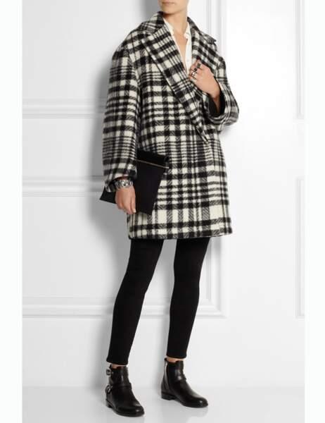 Manteau Stella Mc Cartney sur Net-A-Porter