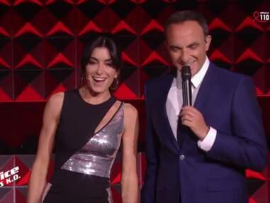 PHOTOS Hier soir Jenifer sur TF1 et Sofia Essaïdi sur France 2 portaient la même tenue