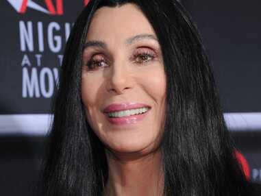 Lady Gaga se déguise en Cher pour rencontrer ses fans