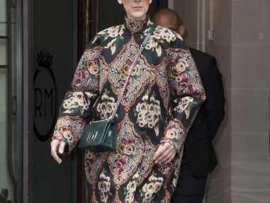 Le nouveau look très étonnant de Céline Dion