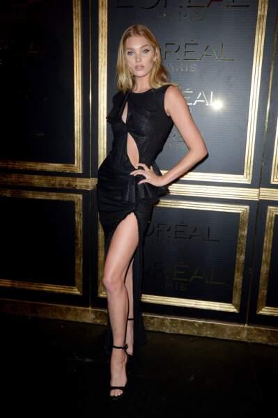 Défilé Victoria's Secret à Paris : Elsa Hosk