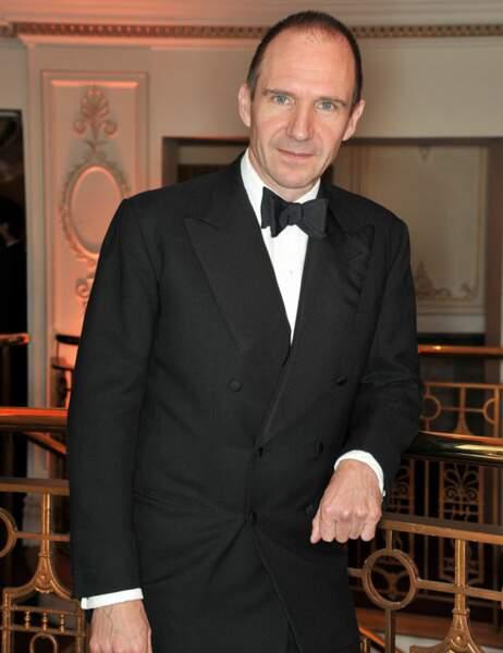 L'acteur Ralph Fiennes