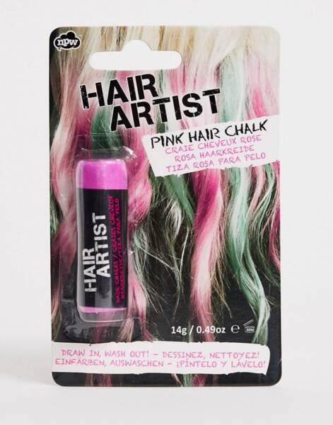 Craie pour cheveux, NPW, actuellement à 4,99€ chez Asos