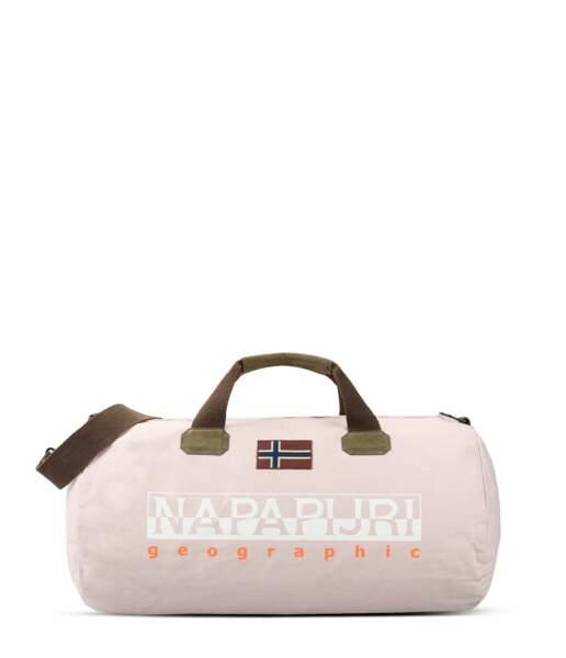 Sac de sport baluchon modèle bering, Napapijri, 119 euros