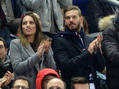 M Pokora et Scarlett, Zidane et sa femme… les people au stade pour France/Brésil