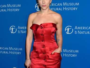 Scarlett Johansson officialise avec son nouveau chéri