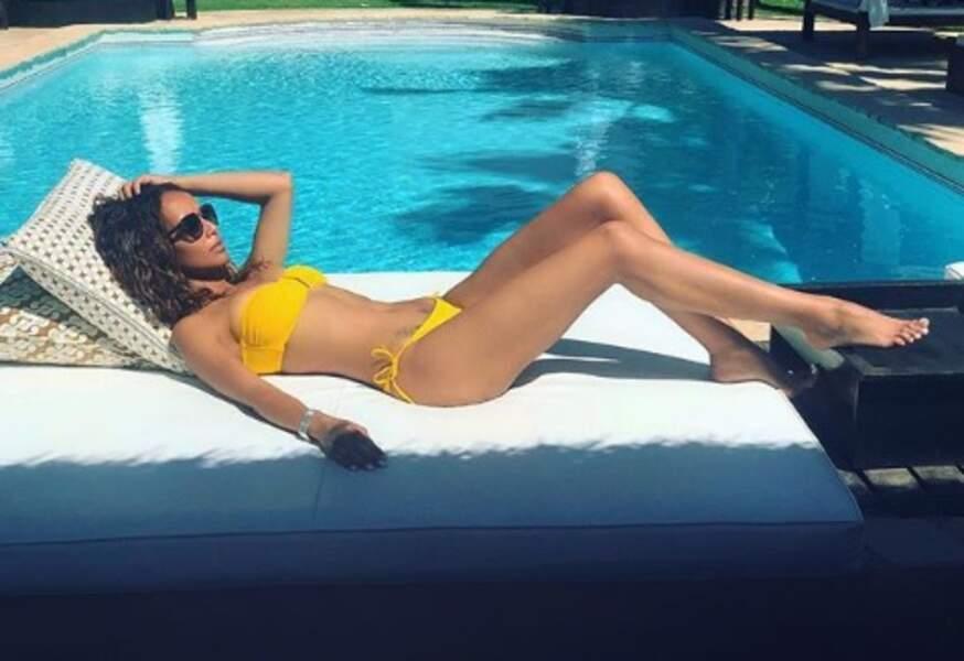 Les Miss en vacances : Valérie Bègue