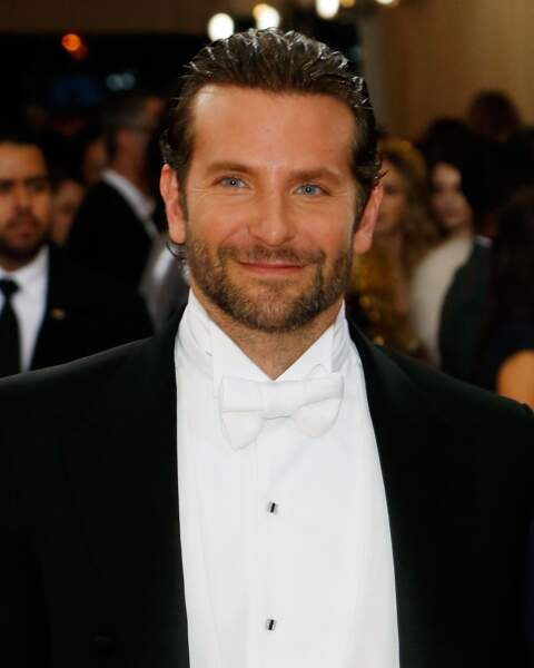 Bradley Cooper avec barbe : homme de notre vie.